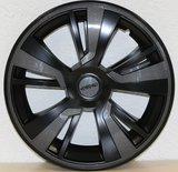 Set van 4 wieldoppen 15 inch zwart topkwaliteit_