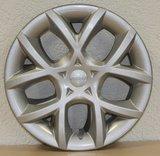 Set van 4 wieldoppen Farad 16 inch zilver topkwaliteit_