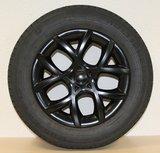 Set van 4 wieldoppen 16 inch zwart topkwaliteit_