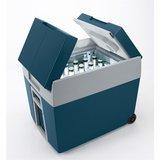 Koelbox 12V/230V Mobicool op wieltjes - 48 liter _