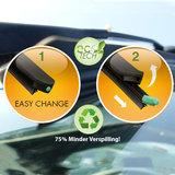 Ruitenwisser 1 + 1 GRATIS Peugeot 207 Plus vanaf 11/2012  - bijrijderszijde_