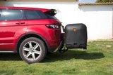 Towbox V2 zwart trekhaak bagagebox 390 liter_