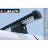 Dakdragers Nordrive Nissan Patrol GR 01/1997 t/m 12/2009 set van 2 alu_