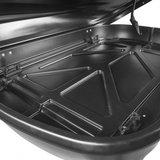 Dakkoffer 420 liter mat zwart PerfectFit Travelbox_