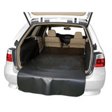 Kofferbak mat exacte pasvorm Dacia Sandero va. bj. 2008-/Stepway va. bj. 2009-_