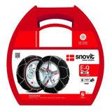 Sneeuwkettingen personenauto 215/50R18_