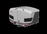 Towbox V3 Trekhaakbagagebox Classic Zwart Grijs_
