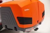 Towbox V3 Trekhaakbagagebox Sport Grijs Oranje_