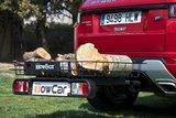 TowBox Cargo - Multifunctioneel trekhaak bagagerek_