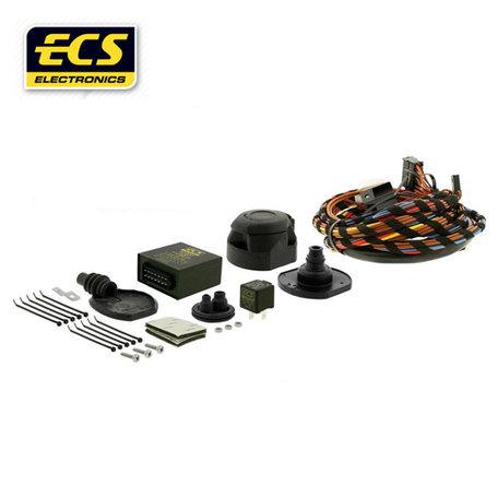 Wagenspecifieke kabelset 7 polig Opel Corsa D 3 deurs hatchback 09/2006 t/m 01/2011