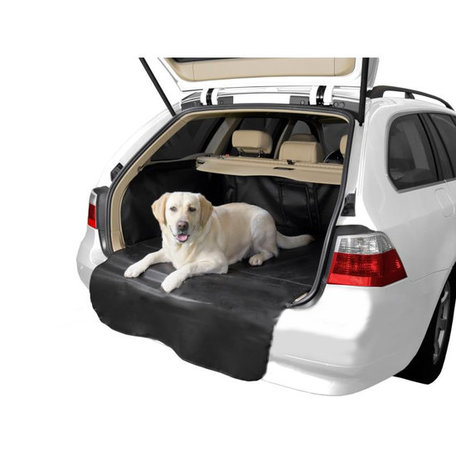 Kofferbak mat exacte pasvorm Seat Ibiza (diepe standaard bodem laag) vanaf 2017
