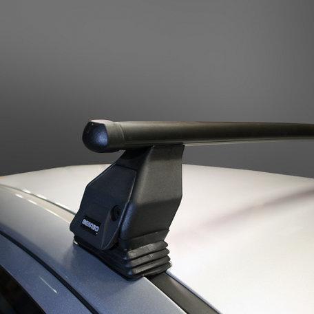 Dakdragers Peugeot Bipper bestelwagen vanaf 2008 - Menabo