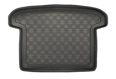 Kofferbakmat op maat Hyundai Tucson  (met reservewiel) MPV vanaf 2015