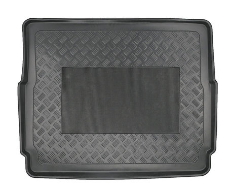 Kofferbakmat op maat Peugeot 3008 (verhoogde bodem) MPV vanaf 2017