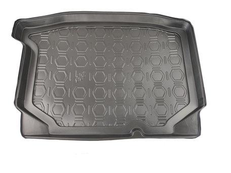 Kofferbakmat op maat Seat Leon 5 deurs hatchback vanaf 2013