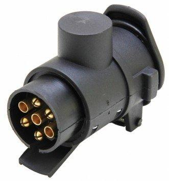 13-7 polige adapter groot (7-polig op auto)