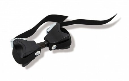 Frameklem 13 cm met 2 straps (frame-frame)