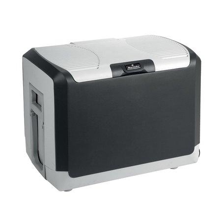 Koelbox 12V/230V met handgreep en wieltjes - 40 liter