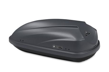 Modula Travelbox dakkoffer 370 Liter mat grijs - 75 kg