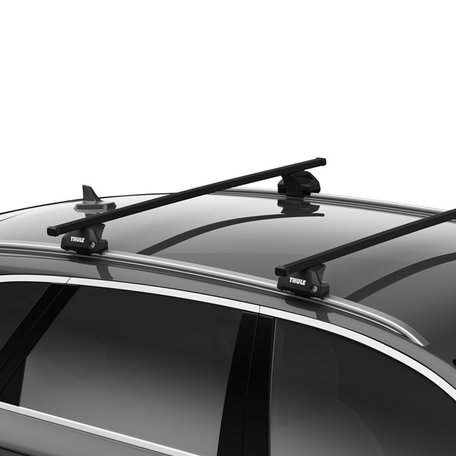 Thule dakdragers Mini Cooper (F55) 3 deurs hatchback vanaf 2014