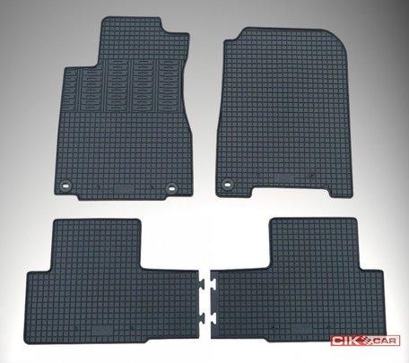 Set rubber automatten op maat Honda Cr-V vanaf 2018