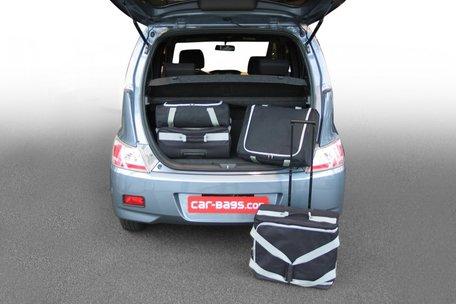 Carbags reistassen set Daihatsu Materia 2007-2016 5-deurs hatchback