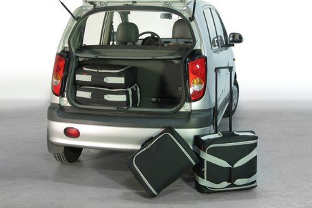 Carbags reistassen set Hyundai Atos 1999-2008 5-deurs hatchback