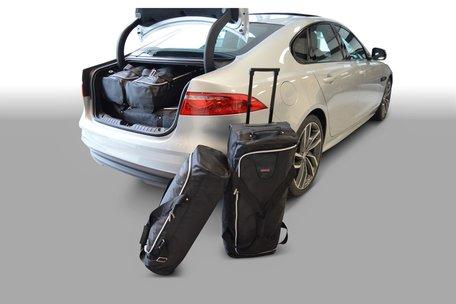 Carbags reistassen set Jaguar XF (X260) 2015-heden