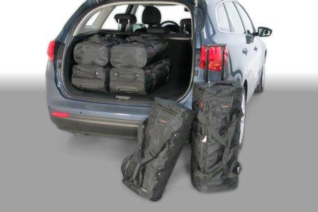 Carbags reistassen set Kia Cee'd (JD) SW 2012-2018 wagon