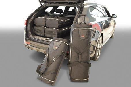 Carbags reistassen set Kia Optima SW (JF) 2016-heden wagon