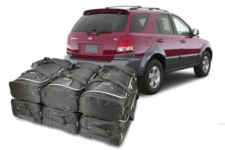 Carbags reistassen set Kia Sorento I (JC-BL) 2002-2009