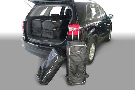Carbags reistassen set Kia Sorento II (XM) 2009-2015