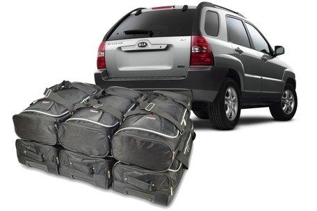 Carbags reistassen set Kia Sportage II (JE) 2004-2010