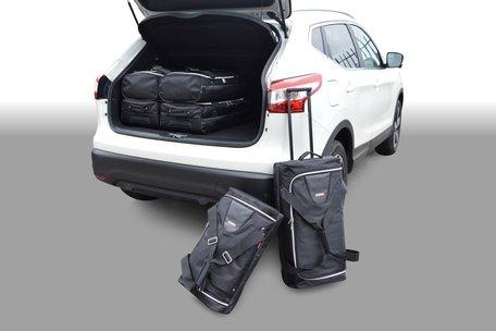 Carbags reistassen set Nissan Qashqai (J11) 2013-heden