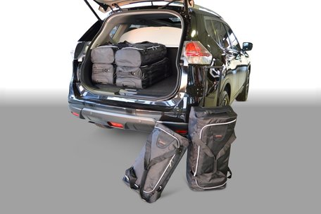 Carbags reistassen set Nissan X-Trail (T32) 2013-heden