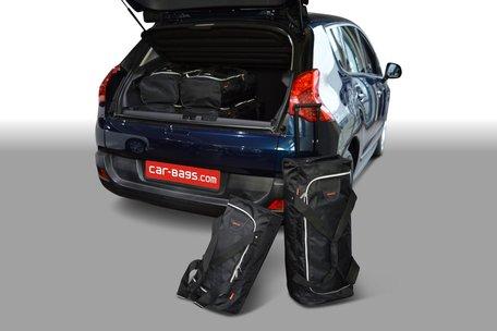 Carbags reistassen set Peugeot 3008 I 2009-2016