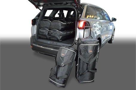 Carbags reistassen set Peugeot 5008 II 2017-heden