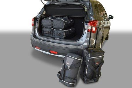 Carbags reistassen set Suzuki SX4 S-Cross 2013-heden 5-deurs hatchback