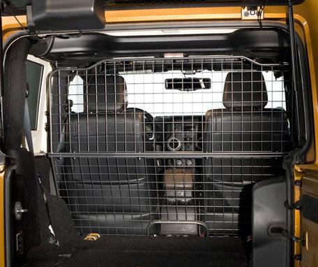 Hondenrek Jeep Wrangler 2011 t/m 2017