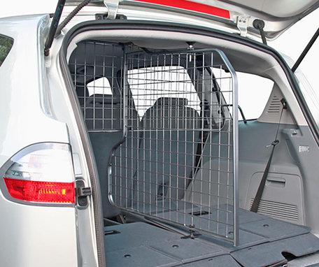 Scheidingsrek/Divider Ford S-Max 2006 t/m 2015 7-zitter