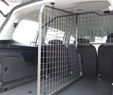 Scheidingsrek/Divider Volkswagen Sharan/Seat Alhambra vanaf 2010 7-zitter