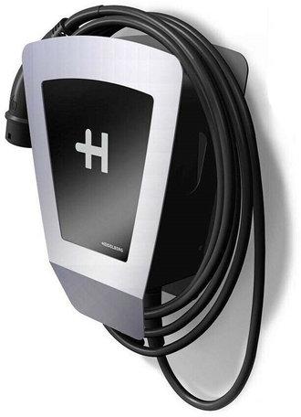 Laadpaal 11 kW 5 meter kabel type 2 - Heidelberg