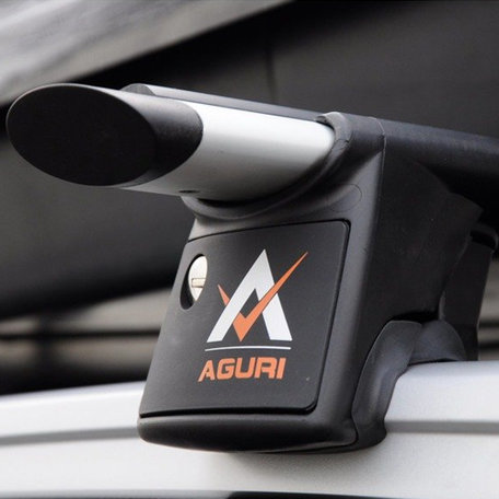 Dakdragers Fiat Panda III 5 deurs hatchback vanaf 2012 - Aguri