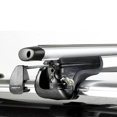 Hapro Cronos dakdragers Fiat Freemont vanaf 2011 met open dakrail