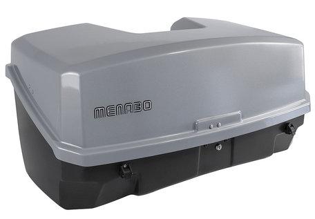 Trekhaakbagagebox 330 liter Mizar Grijs (zonder drager)
