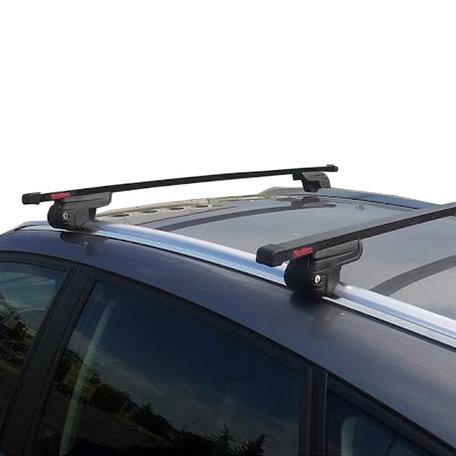 Dakdragers Mont Blanc Fiat Idea (350) 5 deurs hatchback 2004 t/m 2007