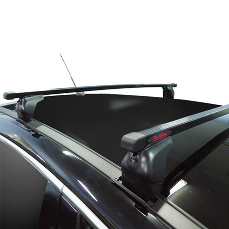 Dakdragers Mont Blanc Peugeot 207 5 deurs hatchback 2006 t/m 2012
