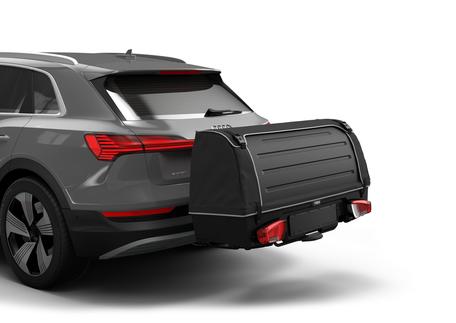 Bagagebox op de trekhaak Thule Onto 300L - Zwart