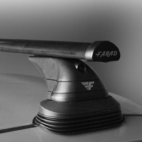 Dakdragers Citroen C4 Picasso MPV 2006 t/m 2012 voor vaste punten/fix points