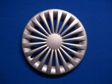 Wieldop/Wieldoppen Universeel zonder logo - 16 inch - UNI23516